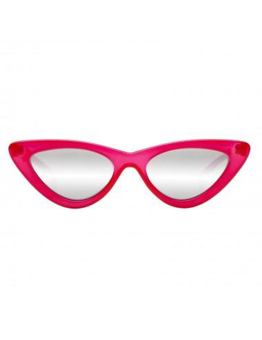 Le Specs Sunglasses The Last Lolita Red Opaque