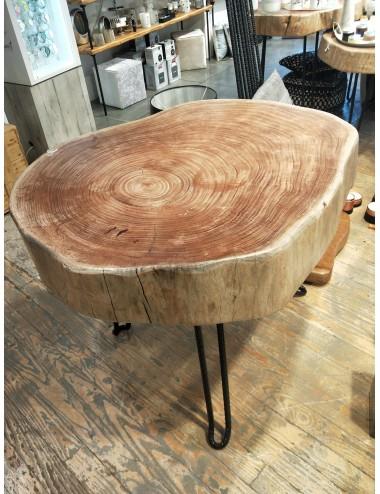 Handmade oak wood table (big)