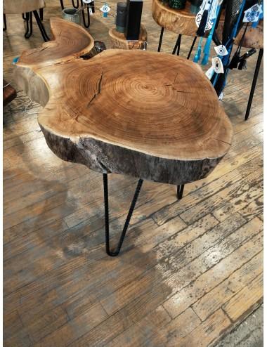 Handmade Oak table Double