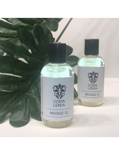 COSTA LEKKA Ylang Ylang and Sandalwood Oil