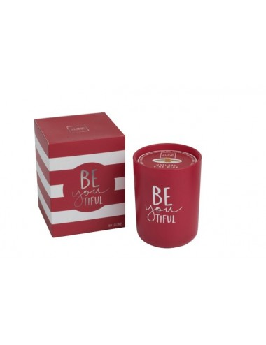 J-line Scented Candle Be-you-tiful