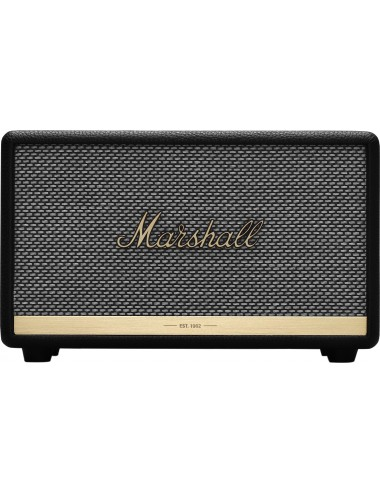 Marshall Speaker Bluetooth Stanmore II Black