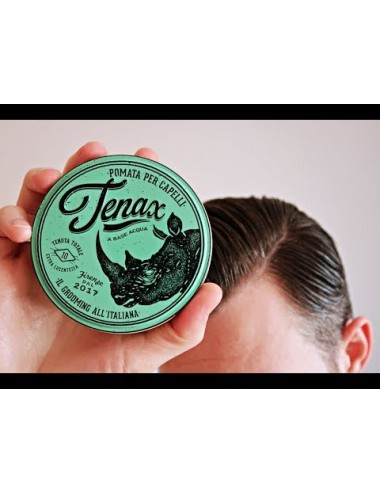 Tenax No10 Extra Strong 125ml Water Based Pomade