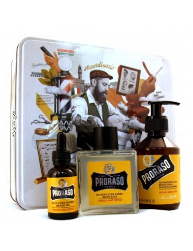 Proraso Wood & Spice Beard Balm