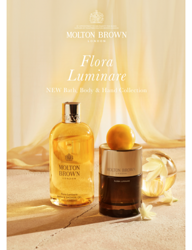 Molton Flora Luminare Shower gel