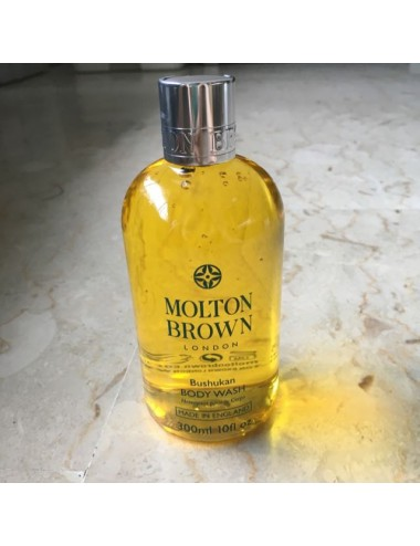 Molton Brown Bushukan Shower gel