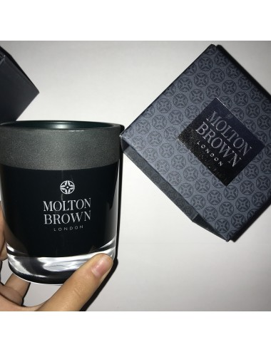 Molton Brown Russian Leather Candle 180gr