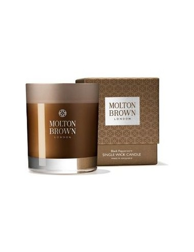 Molton Brown Black Pepper Candle 180gr