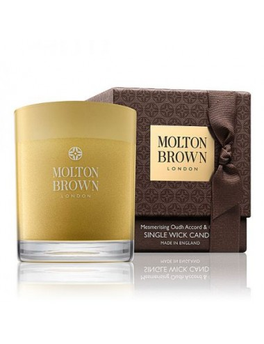 Molton Brown Mesmerising Oudh Accord Gold Candle 180gr