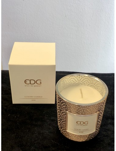 EDG luxury rose candle 140gr