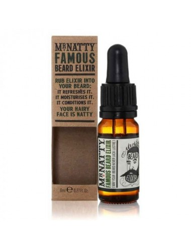 Mr Natty Famous Beard Elixir