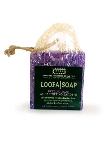 Zest Hanging Loofa Soap