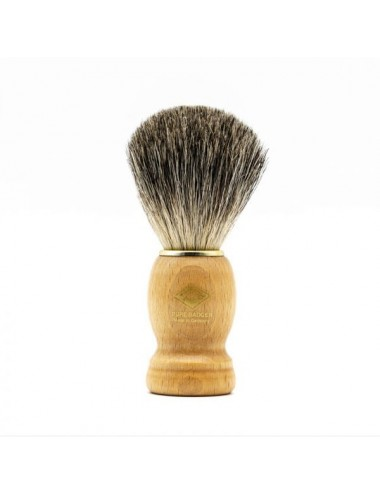 Nipavo Shaving Brush Pure Badger Light Brown