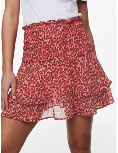 ONLY PRINTED SKIRT