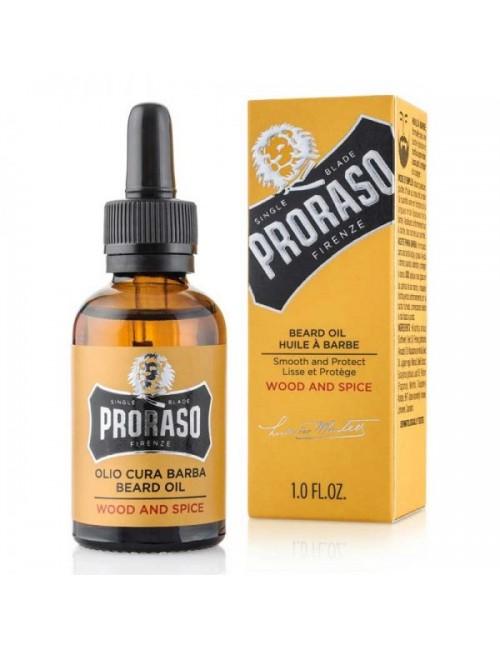 Proraso Wood & Spice Beard Oil