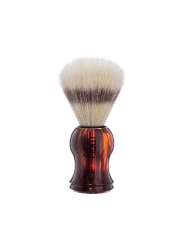 Nom Shaving Brush Pure Bristle Havana
