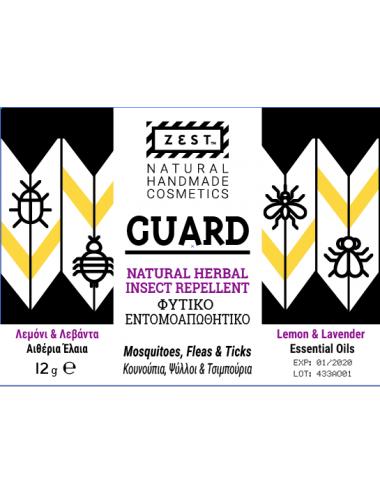 Zest Guard Repellent