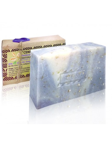 Zest Cereal Cleaner Scrub Soap