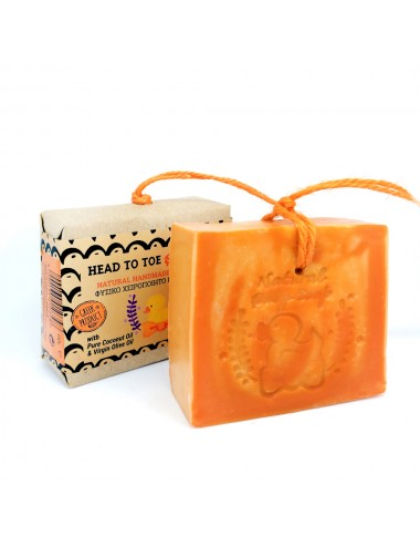 Zest Head to Toe Baby Soap