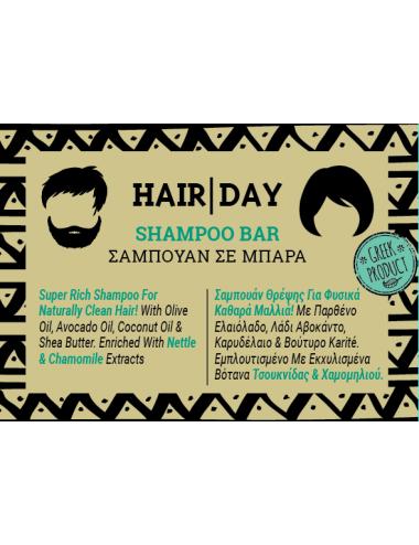 Zest Hair Shampoo