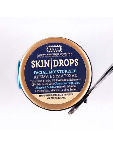 Zest Skin Drops Face Cream