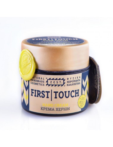 Zest First Touch Hand Cream