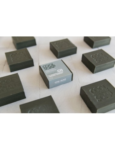 Cool Soap Rosemary & Activated charcoal