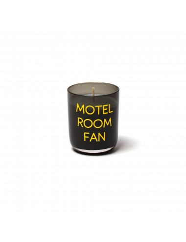 Seletti Motel room fan Candle